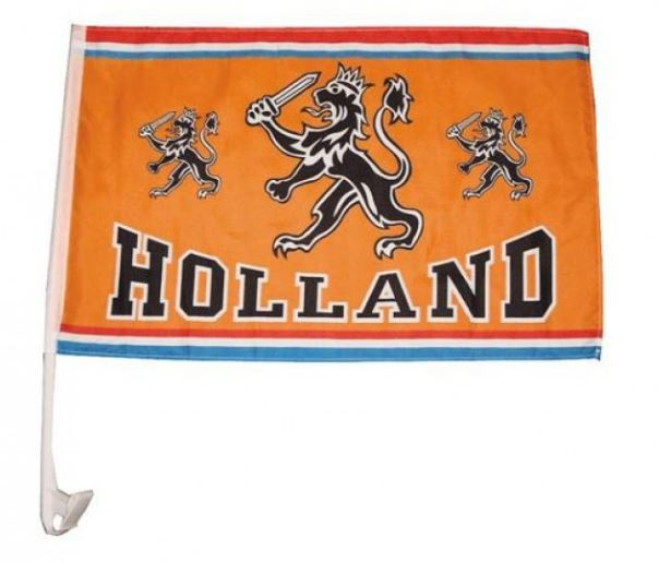 Holland autovlag